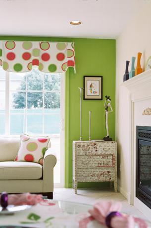 Odważnie kolorowo. American&International Design