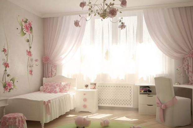 Kolor w pokoju dziecka. Fot. Juliana Camborskaya
