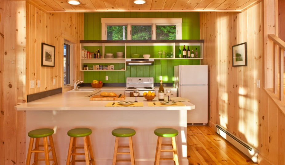 KUCHNIA Jaki kolor ścian wybrać? -> Kolory Kuchni Sciany