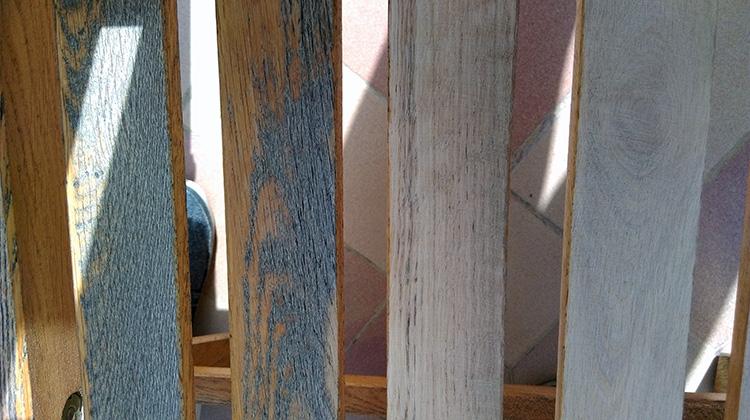 Jak Odnowic Meble Ogrodowe Drewniane : Etap II – nakładanie impregantu ochronnego