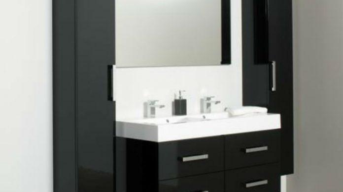 Meble łazienkowe marki Tiger z kolekcji Quadrato