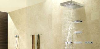 Nowe panele prysznicowe Dornbracht