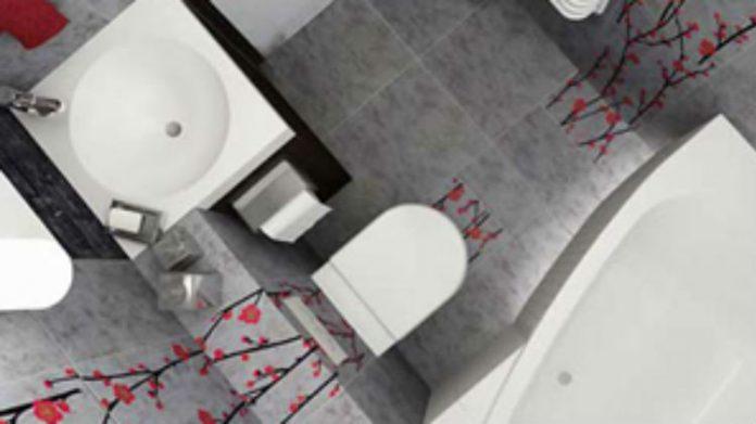 Mała łazienka też może być wygodna
