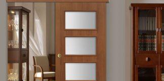 Drzwi przesuwane - wygodne do małego mieszkania