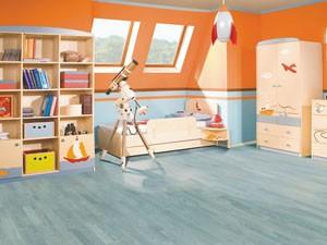 Podłogi do pokoi dziecięcych