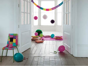 Colors Futures - Trendy Kolorystyczne 2011 marki Dulux