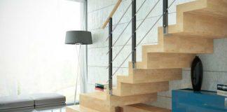 Nowy model schodów dywanowych