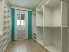 szafa czy garderoba w domu