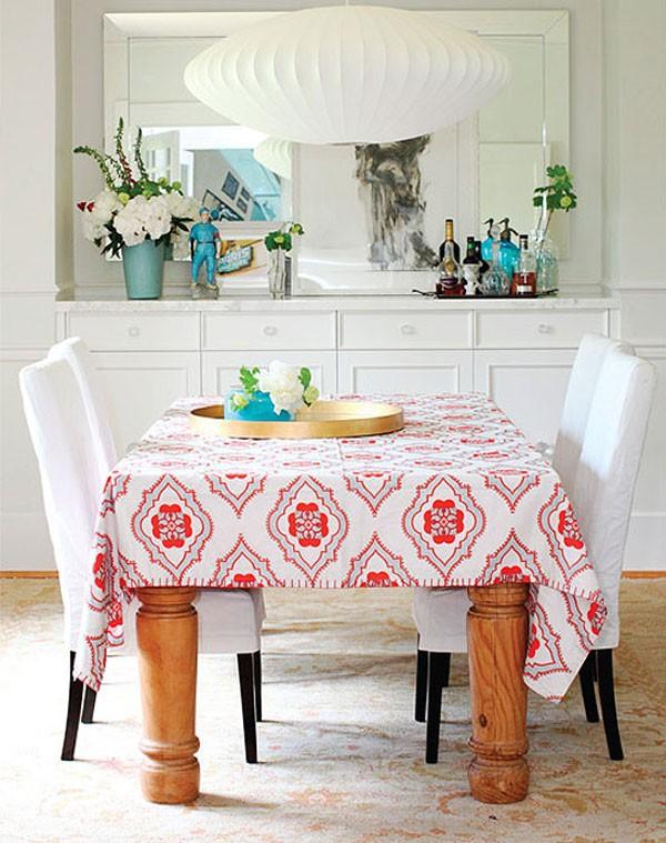 kuchnia biała połączona z drewnem jak zrobić