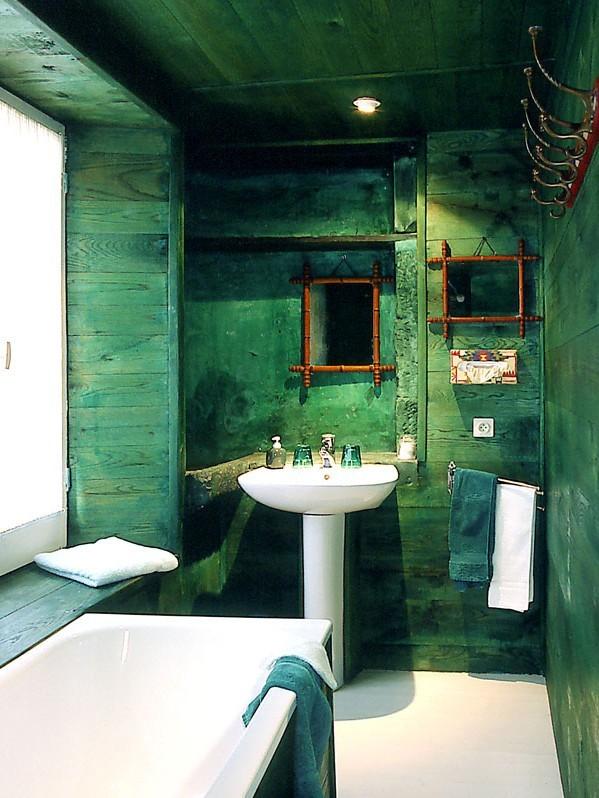 Zielone ściany W Salonie Odprężają I Uspokajają Portal