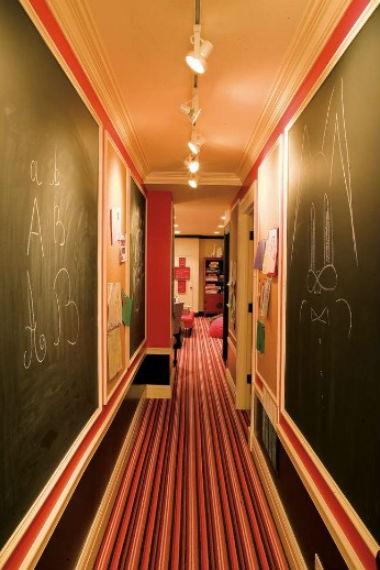 czarne ściany, fot.: Branca