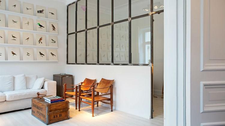 Mieszkanie Ze Szklana Sciana Portal Wnetrzarski Mieszkaniezpomyslem Pl