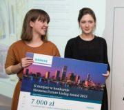 Konkurs Siemens Future Living Award rozstrzygnięty