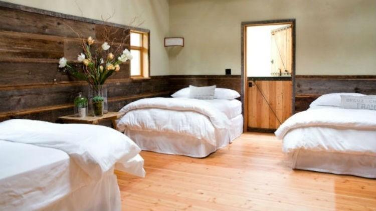 Kwiaty w sypialni, fot.: Shed Architecture&Design