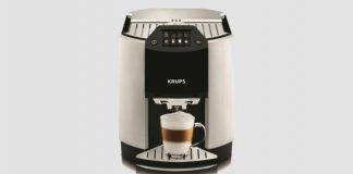 Perfekcyjna kawa z automatycznego ekspresu KRUPS EA9010