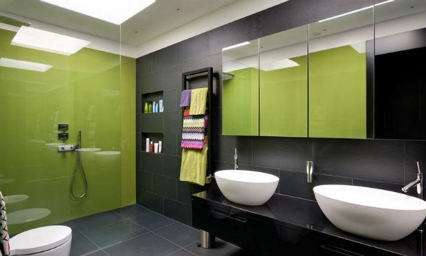 łazienka Jaki Kolor ścian Wybrać Do łazienki Portal Wnętrzarski