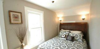 Mała sypialnia. 10 pomysłów na jej urządzenie