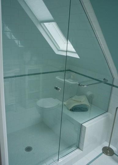 łazienka Na Poddaszu Galeria Ciekawych Aranżacji Portal