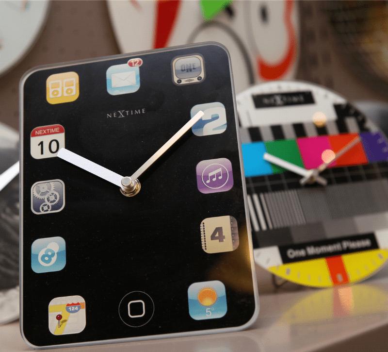 Nowoczesne zegary dekoracyjne