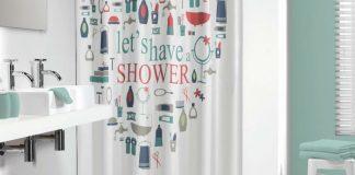 Zasłony prysznicowe Sealskin - praktyczna dekoracja