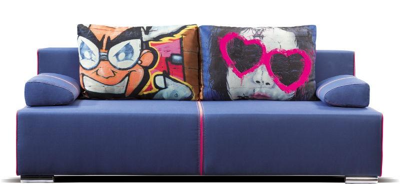 Sofa Libro Play New Graffiti