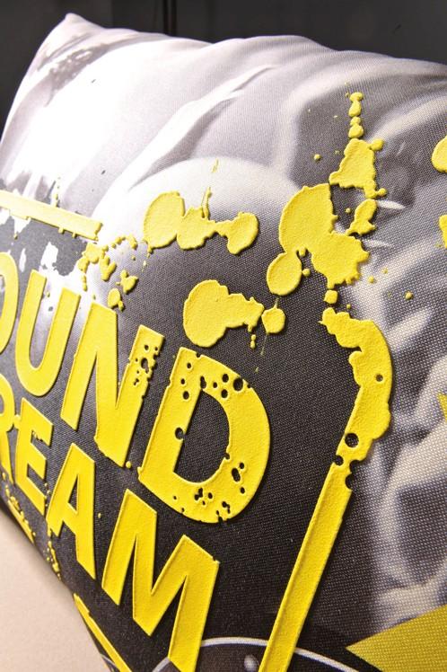 Poduszka z nadrukiem 3D - Libro New Sound