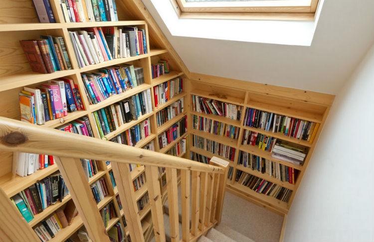 Domowa Biblioteczka Czyli Jak Zagospodarować Miejsce Dla Książek
