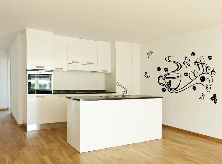 Naklejki ścienne do kuchni, źródło: www.naklejkomania.eu