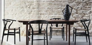 Wishbone Chair - krzesło inspirowane starożytnymi chińskimi fotelami