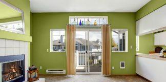 5 kolorowych inspiracji ścian w aneksie kuchennym