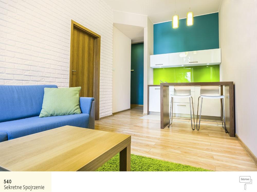 Jakie kolory farb dobierać do małych pomieszczeń? Poznaj opinię eksperta!