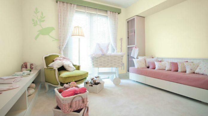 Farba do pokoju dziecka - jaką wybrać?