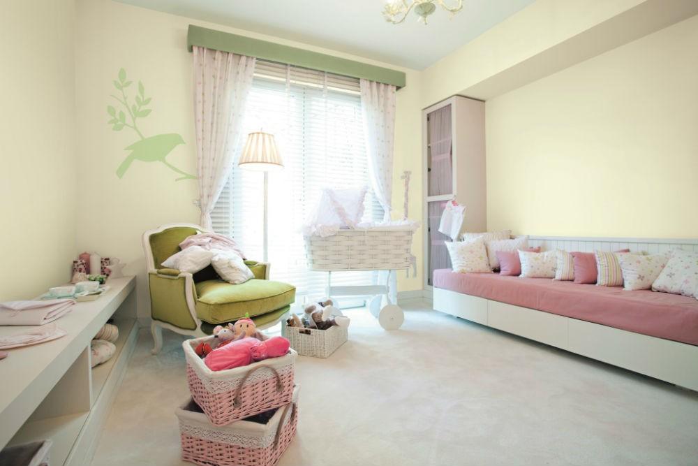 Farba do pokoju dziecka - jaką wybrać? fot.: Tikkurila