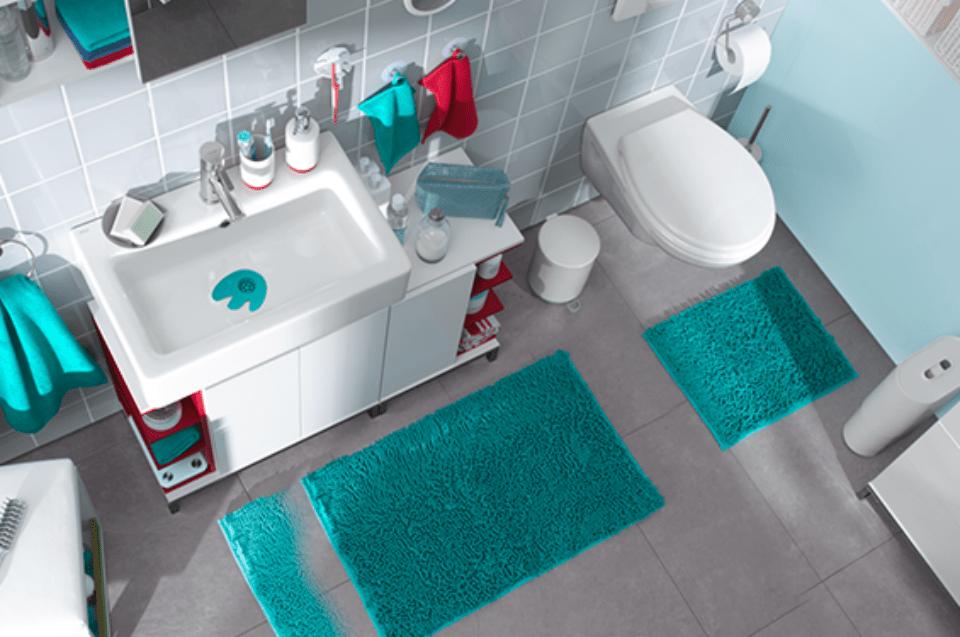 Turkusowe Dodatki Sprawdź Jak Się Sprawdzą W łazience