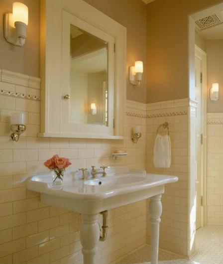 Jak Urządzić łazienkę W Stylu Retro Portal Wnętrzarski