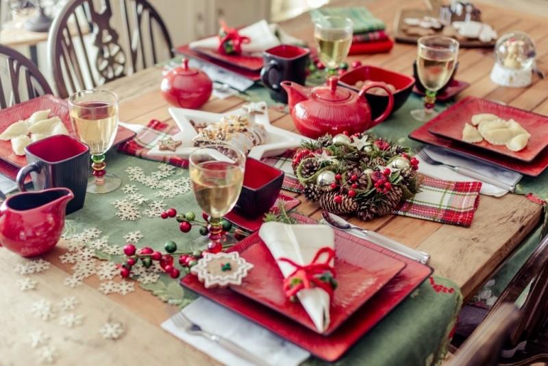 Jak Udekorować świąteczny Stół Oto świąteczne Inspiracje Od