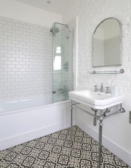 Białe ściany W łazience 12 Najciekawszych Aranżacji Białych