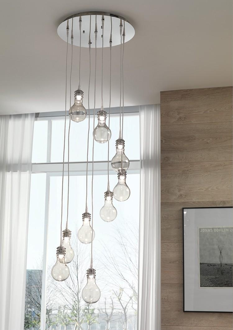 Siła światła tkwi w tradycji - lampa Archimede