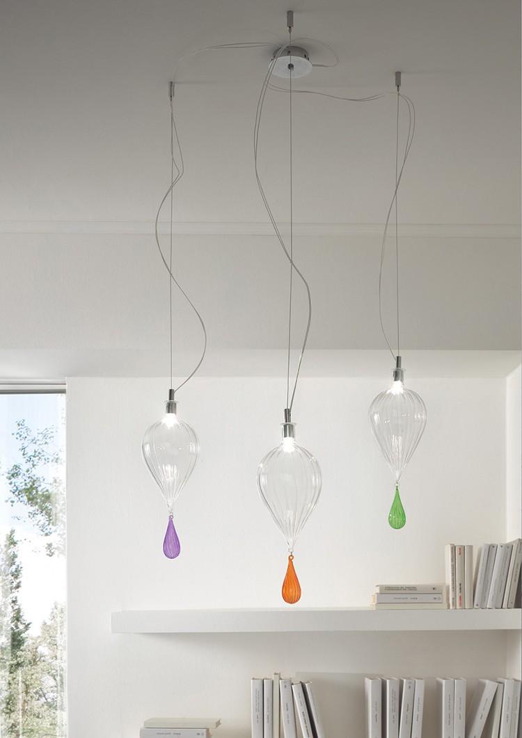 Siła światła tkwi w tradycji - lampa Goccia