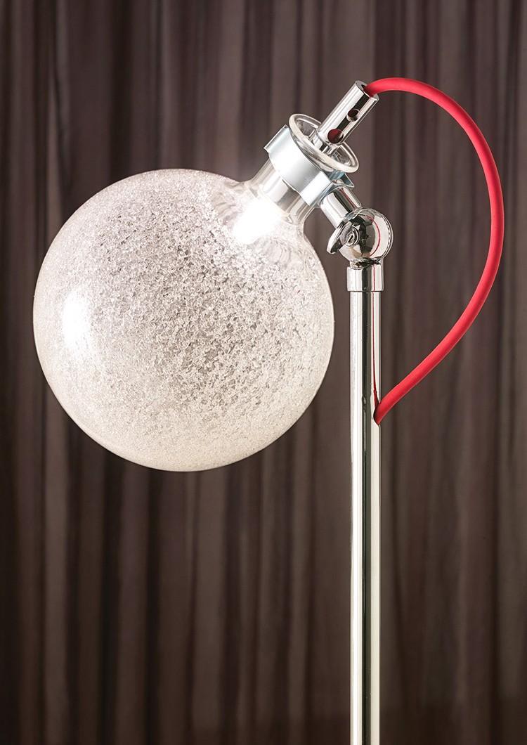 Siła światła tkwi w tradycji - lampa Ice