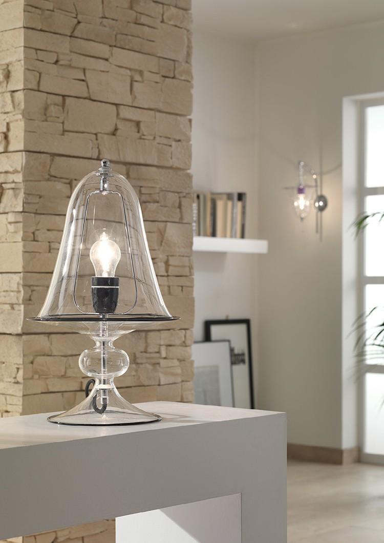 Siła światła tkwi w tradycji - lampa Lanterna
