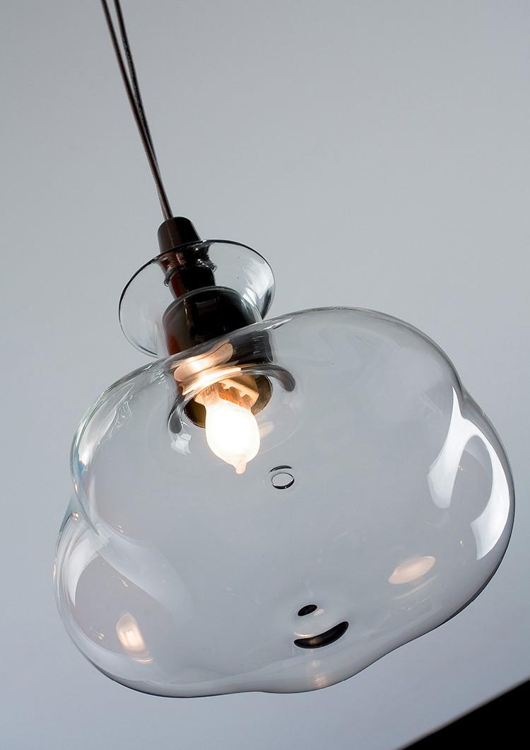 Siła światła tkwi w tradycji - lampa Nuvola