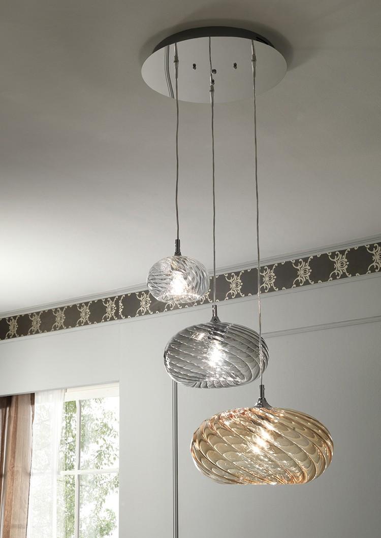 Siła światła tkwi w tradycji - lampa Parigi