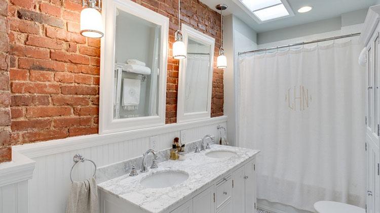 Biała łazienka Praktyczna I Zawsze Modna Portal