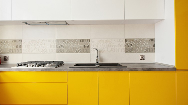 Kolorowe Meble Do Kuchni Portal Wnętrzarski