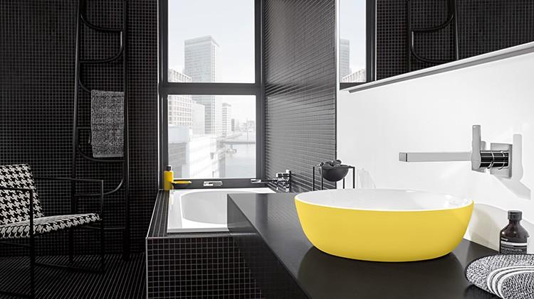Kolorowe Umywalki Do łazienki Nowe Odcienie Umywalek Artis
