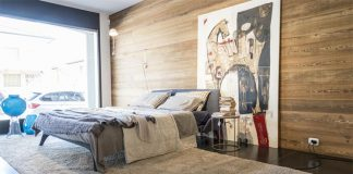 Ściany w sypialni – ciekawe pomysły na jej aranżacje