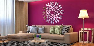 Lustra akrylowe w salonie - wizytowka na najwyższym poziomie