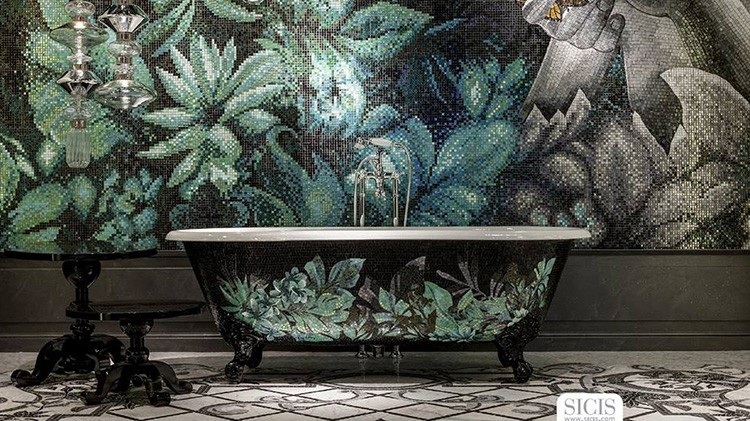 Piękno Antyczne Mozaiki W Salonach Max Fliz Portal