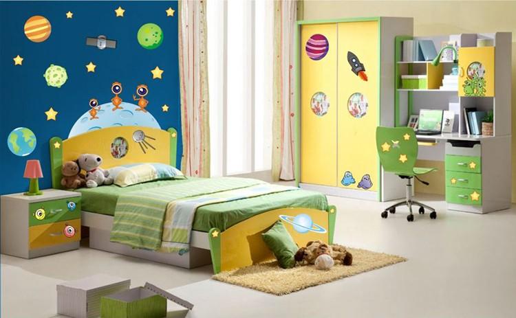 Jak tanio i szybko udekorować pokój dziecka?